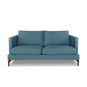 Turkusowa sofa dwuosobowa Windsor &Co. Sofas Jupiter