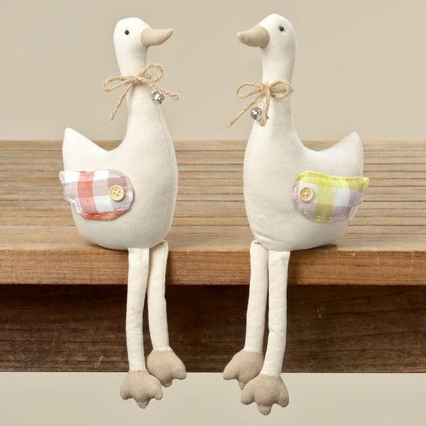 Komplet 2 dekoracji Goose