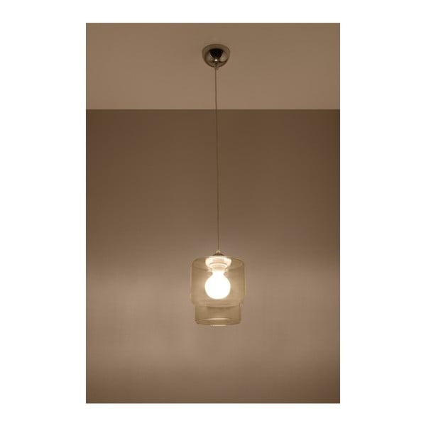 Pomarańczowa lampa wisząca Nice Lamps Alto