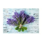 Chodnik winylowy Lavender, 52x75 cm
