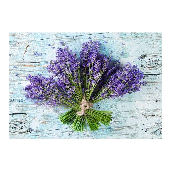 Dywan winylowy Lavender, 52x75 cm