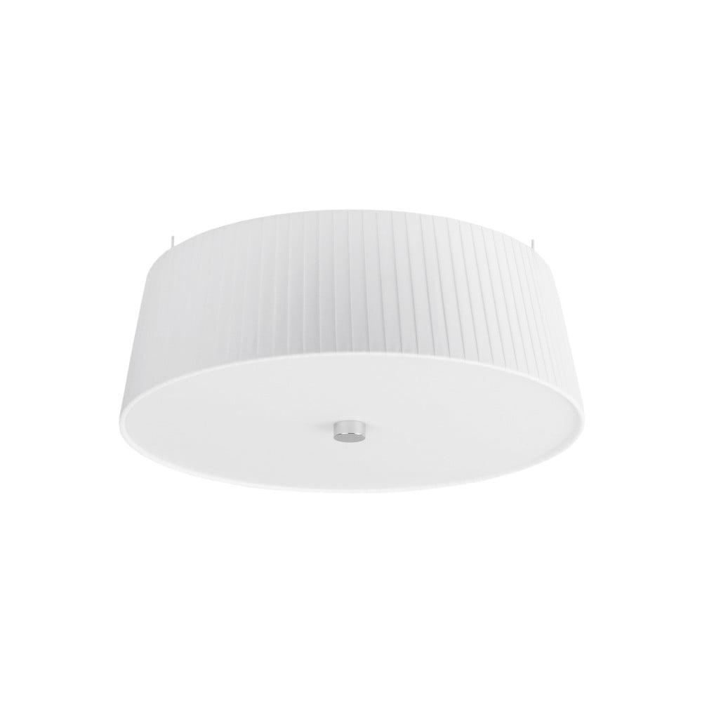 Biała lampa sufitowa Sotto Luce KAMI, ⌀ 36 cm
