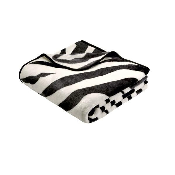 Koc Zebra,150 x 200 cm