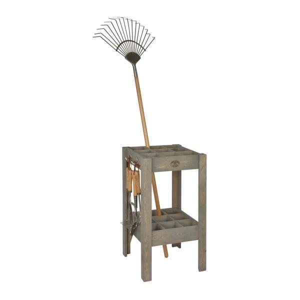 Stojak na narzędzia ogrodnicze z drewna sosnowego Esschert Design Stanley