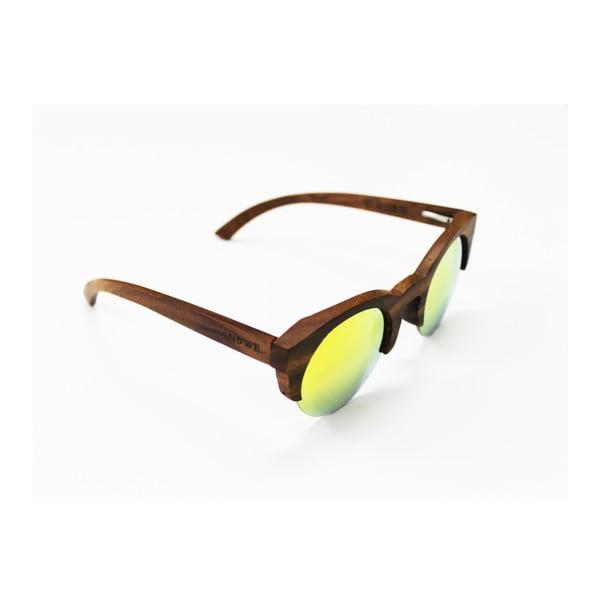 Okulary drewniane Andwe Geek