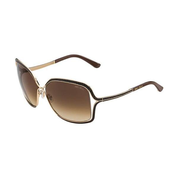 Okulary przeciwsłoneczne Jimmy Choo Sally Rose Gold/Brown
