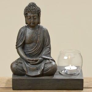 Świecznik Buddha