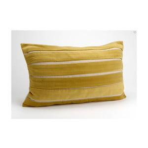 Poduszka z wypełnieniem Pleat Velvet, 30x50 cm