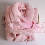 Szlafrok Wellsoft Pink, S