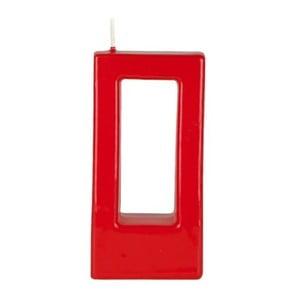 Świeczka Quadra 1 Red