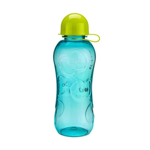 Butelka na wodę Apple 500 ml, turkusowa