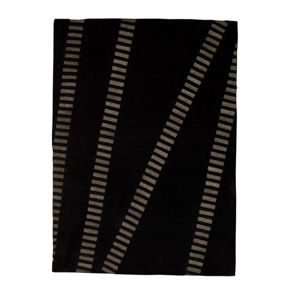 Dywan Swing Black, 140x200 cm