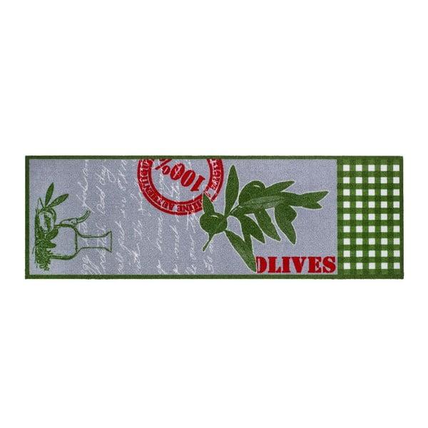 Dywanik kuchenny Hamat Olives, 50x150 cm