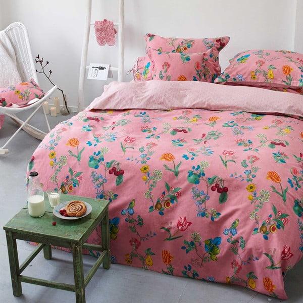 Pościel Pip Studio Cherry, 135x200 cm, różowa