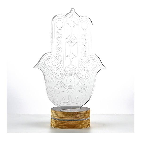 Lampa 3D stołowa Hamsa I