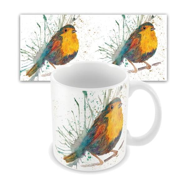 Kubek ceramiczny Wraptious Splatter Bird