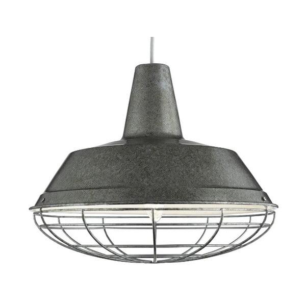 Lampa wisząca Searchlight Antique, srebrna