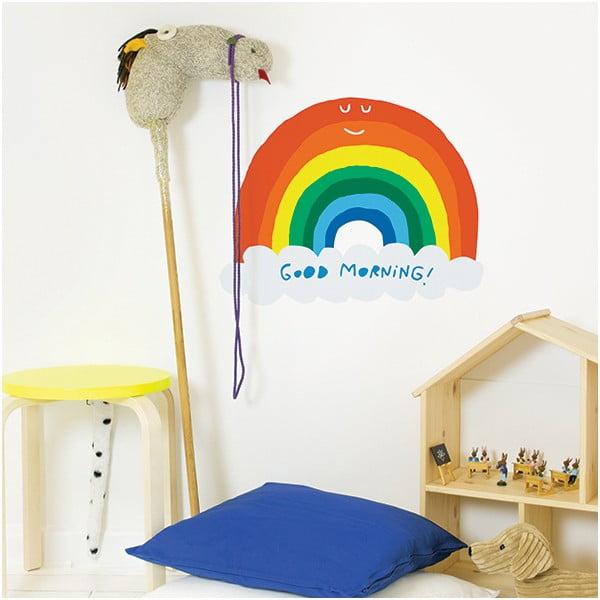 Naklejka dekoracyjna na ścianę Rainbow