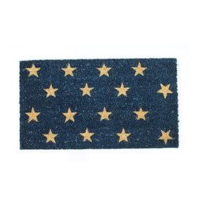 Wycieraczka With Gold Stars, 40x70 cm