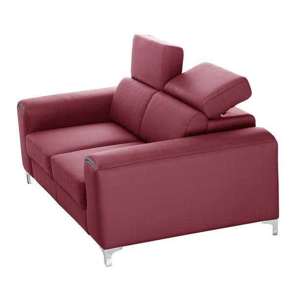 Różowa sofa Backstage