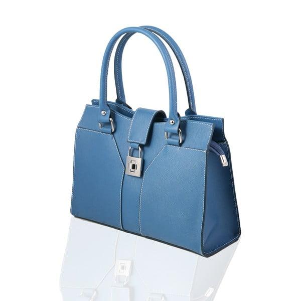 Skórzana torebka Marlene, blue