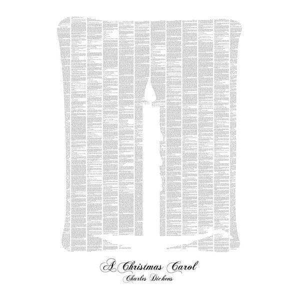 """Plakat """"Opowieść wigilijna"""", 50x70 cm"""