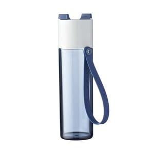 Niebieska butelka na wodę Rosti Mepal Justwater,500ml