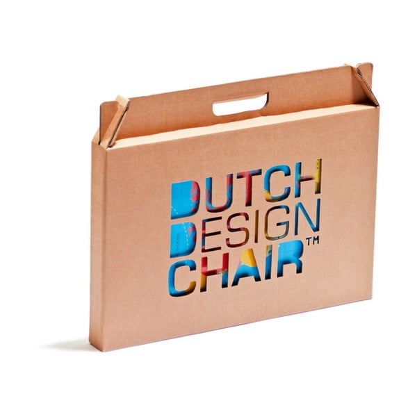 Taboret Dutch Design Chair World Cube