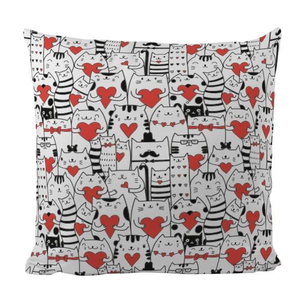 Poduszka Cats In Love