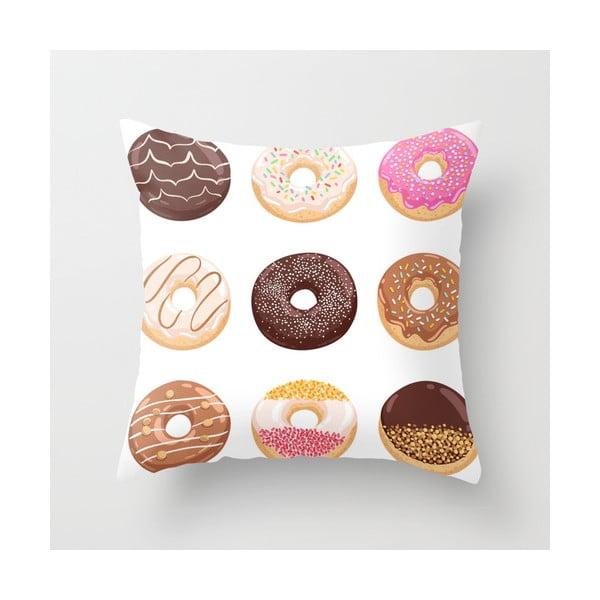 Poduszka Donuts II, 45x45 cm