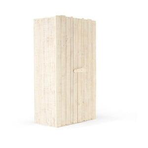Szafa dziecięca z drewna sosnowego SOB Desert