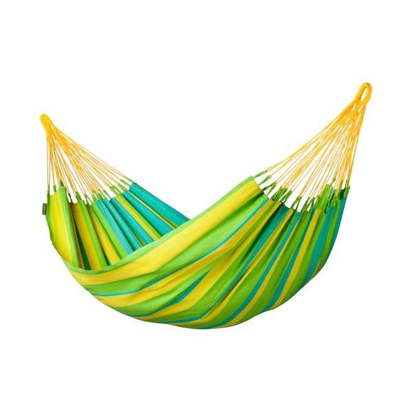 Hamak Sonrisa jednoosobowy, zielony