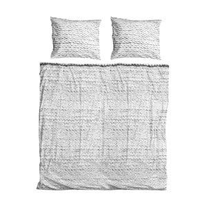 Pościel Snurk Twirre Grey 200x200 cm