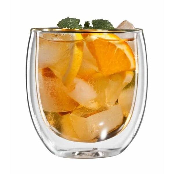 Zestaw 2   szklanek na herbatę bloomix Tunis