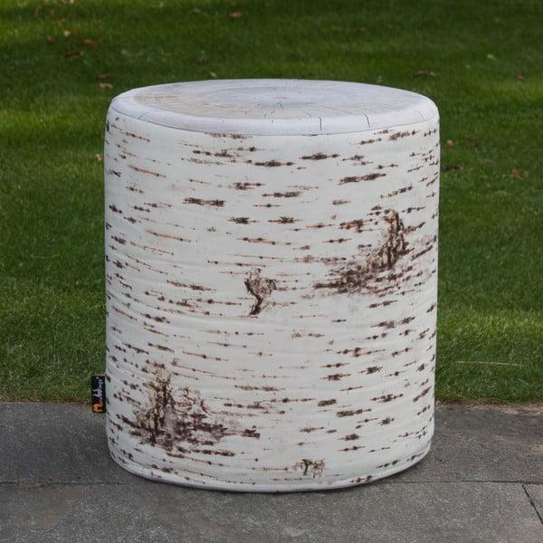 Puf zewnętrzny Birch Tree 40x45 cm