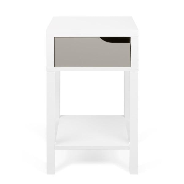 Stolik nocny Side Table Grey