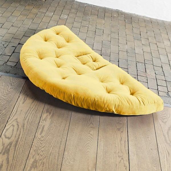 Fotel rozkładany Karup Nest Amarillo
