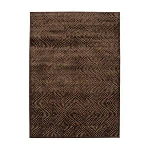 Ciemnobrązowy dywan Universal Soho, 140x200 cm