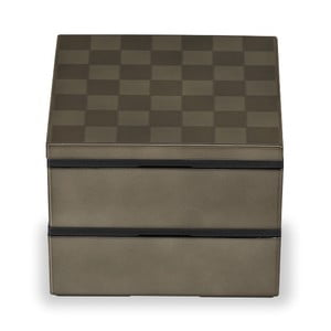 Pudełko na lunch Wamoyou Grey, 1200 ml