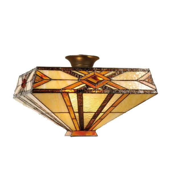Lampa sufitowa Tiffany Gold