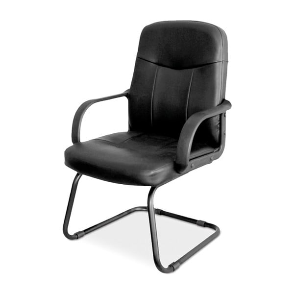 Krzesło biurowe Nino, czarne