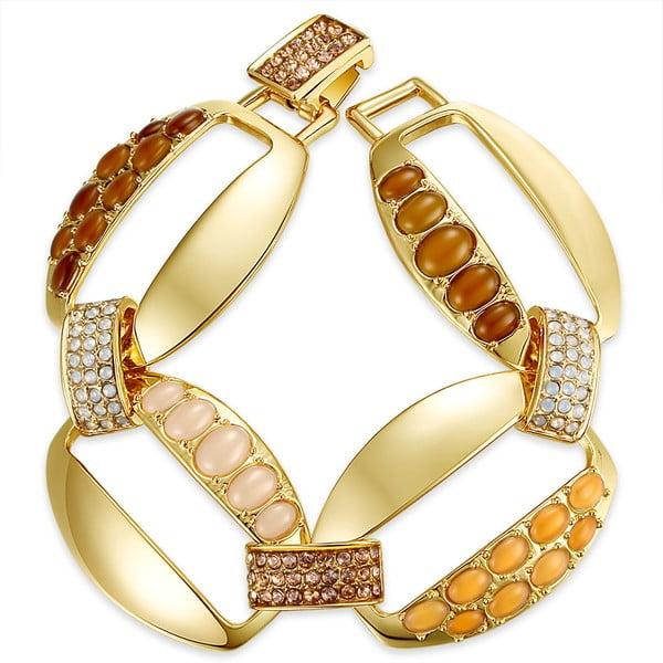 Bransoletka z kryształami Swarovski Lilly & Chloe Inés