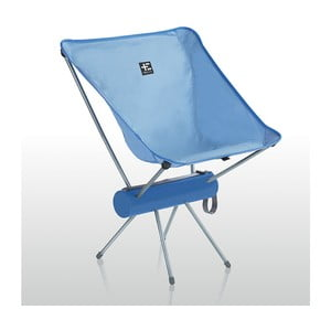 Leżak plażowy składany Tuna Tuku, niebieski