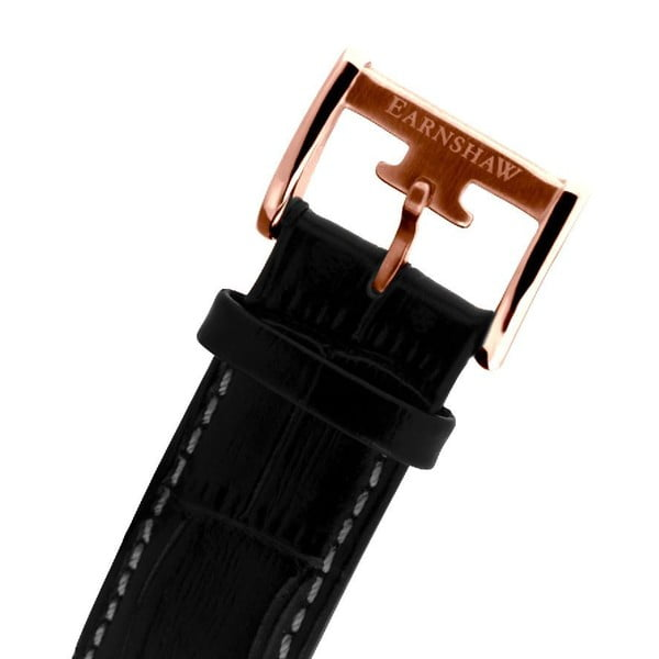 Zegarek męski Thomas Earnshaw Rose Gold/Black