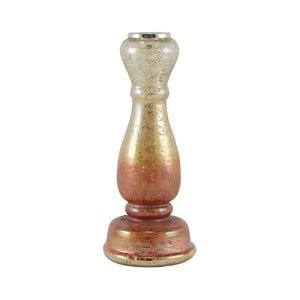 Świecznik Candle Orange, 20 cm