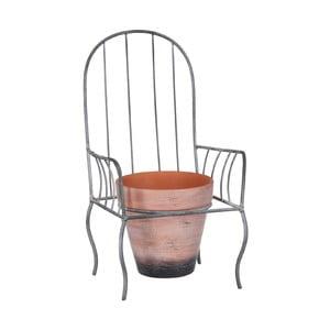 Dekoracyjna doniczka Chair L