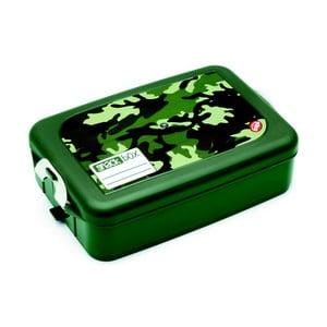 Pojemnik śniadaniowy Snips Snack Camouflage