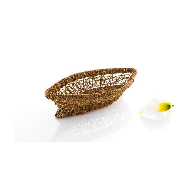 Wiklinowy koszyk Wicker Kitchen, 61 cm
