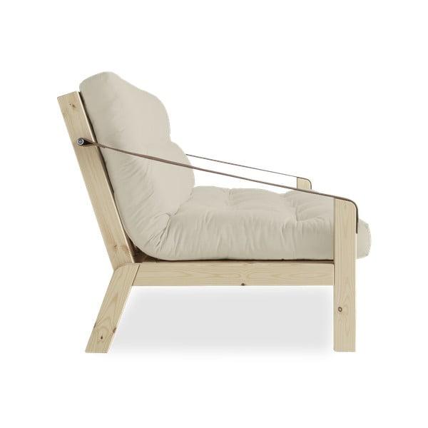 Sofa rozkładana Karup Design Poetry Clear Iacquered/Vision/Gris