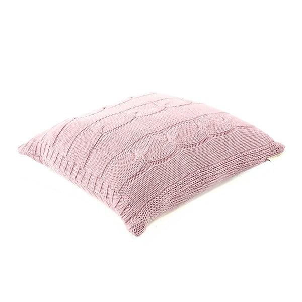 Różowy bawełniana poszewka na poduszkę Buro